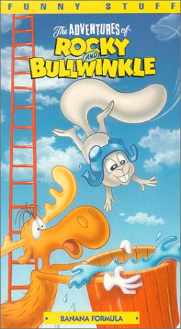 The Adventures of Rocky and Bullwinkle - Banana Formula