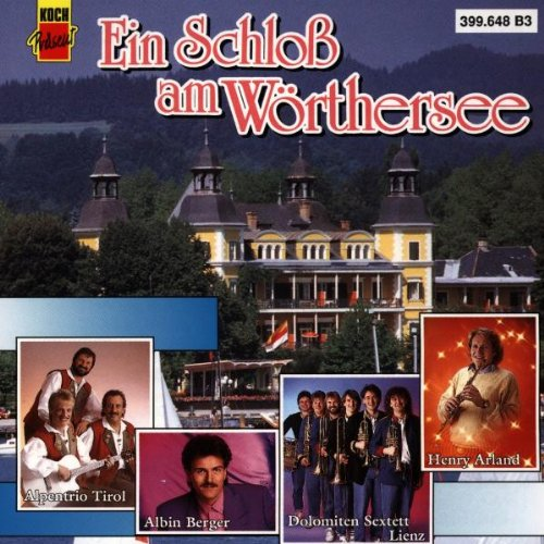 Ein Schloss Am Wörthersee Cds Tv Wunschliste