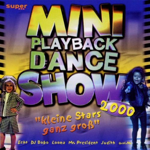 Mini Playback Dance Show 2000