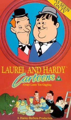 Laurel And Hardy Cartoons - Always Leave 'Em Giggling