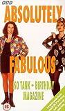Absolutely Fabulous - Series 1 - Iso Tank / Birthday / Magazine