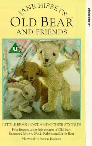 Jane Hissey's Old Bear And Friends - Little Bear Lost And Other Stories