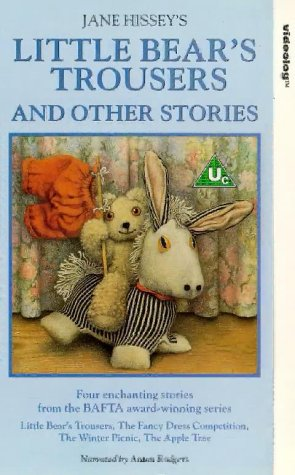 Jane Hissey's Old Bear And Friends - Little Bear's Trousers And Other Stories