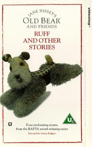 Jane Hissey's Old Bear And Friends - Ruff And Other Stories