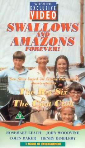 Swallows And Amazons Forever!