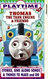 Thomas The Tank Engine And Friends - Stories, Sing Along Songs And Things To Make And Do