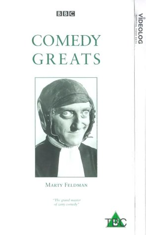 Comedy Greats - Marty Feldman