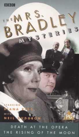 Mrs Bradley Mysteries - Vol. 2