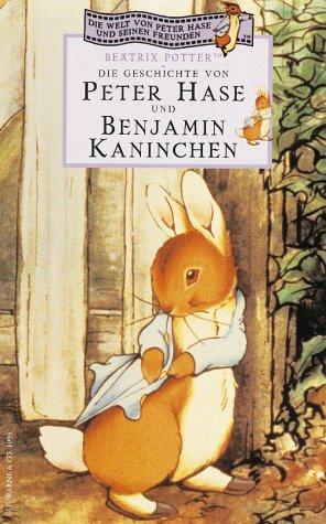 Beatrix Potter - Die Geschichte von Peter Hase und Benjamin Kaninchen