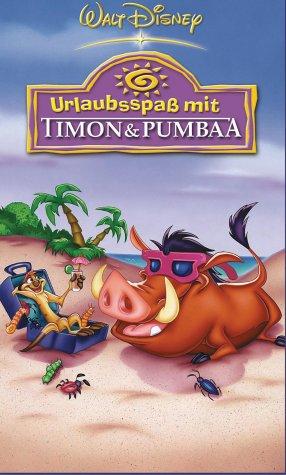 Urlaubsspaß mit Timon & Pumbaa