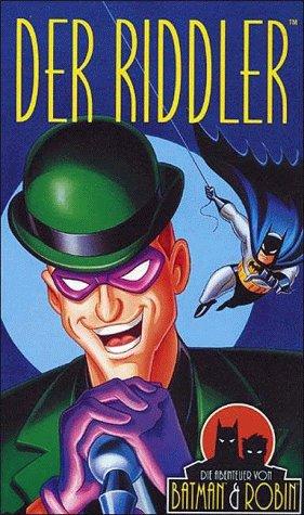 Die Abenteuer von Batman und Robin 1: Der Riddler