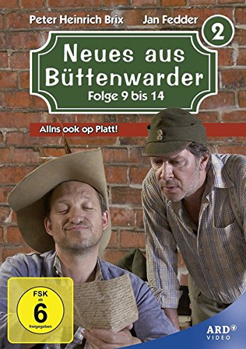 Neues aus Büttenwarder Folge  9 bis 14 (2 DVDs)