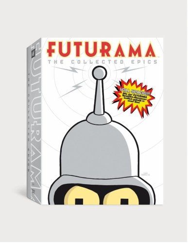 Futurama: Movie Collection (4 DVDs)