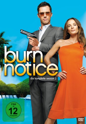 Burn Notice Staffel 2 (4 DVDs)
