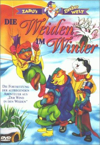 Die Weiden im Winter