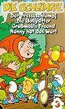 Die Schlümpfe 3 - Der Presseschlumpf / Die Babysitter / Großmauls Freund / Nanny hat das Wort