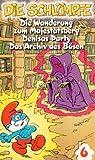 Die Schlümpfe 6 - Die Wanderung zum Majestätsberg / Denisas Party / Das Archiv des Bösen