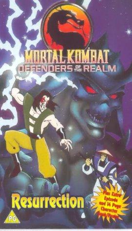 Mortal Kombat - Defenders Of The Realm