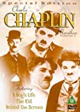 Charlie Chaplin Marathon - Vol. 2 - A Dog's Life / The Kid / Behind The Screen