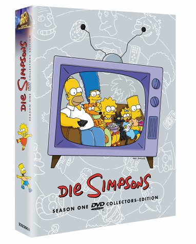 Die Simpsons Season  1 (Collector's Edition, 3 DVDs)