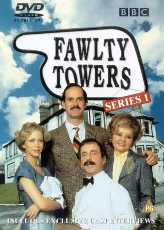 Fawlty Towers - The Complete Series 1