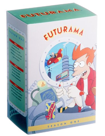 Futurama Staffel 1 Collection (3 DVDs)