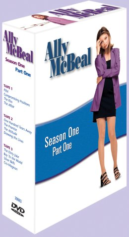 Ally McBeal: Season 1.1 Collection