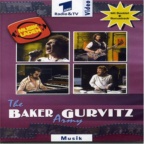 Musikladen - The Baker Gurvitz Army
