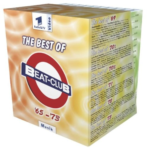 Best Of Beat Club 10 DVD Box