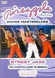 Pineapple Studios Dance Masterclass - Street Jazz
