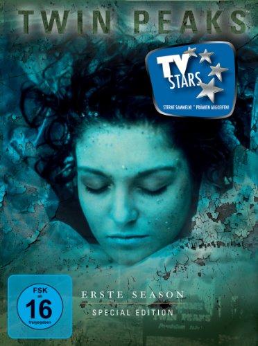 Twin Peaks Season 1 (incl. Pilotfilm, 4 DVDs)