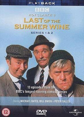 Last Of The Summer Wine - Series 1 And 2