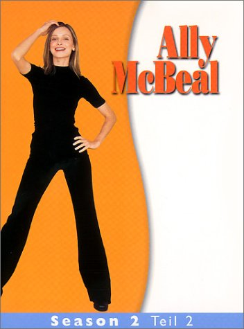 Ally McBeal: Season 2.2 Collection (3 DVDs)