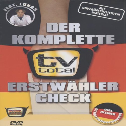 Der komplette TV Total Erstwählercheck feat. Lukas