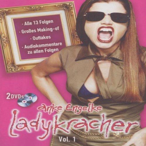 Ladykracher, Staffel 1 (2 DVDs)