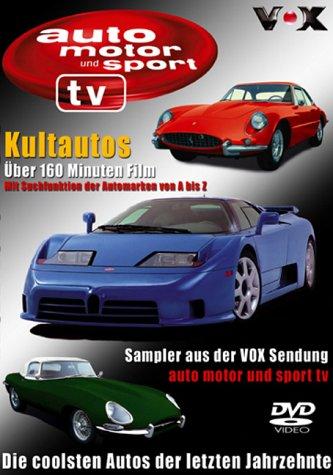 auto motor und sport tv Kultautos