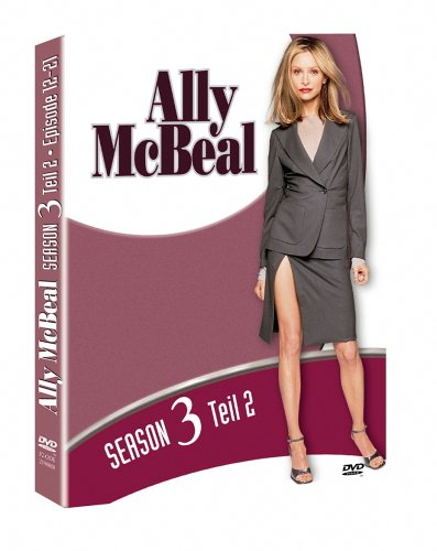 Ally McBeal: Season 3.2 Collection (3 DVDs)
