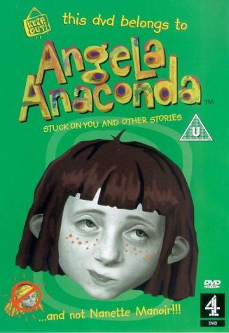 Angela Anaconda - Series 1 - Episodes 14 To 20