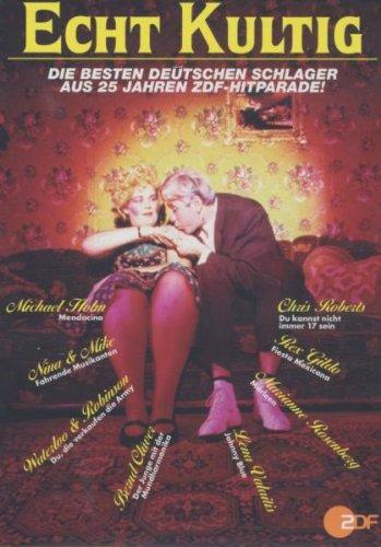 Echt kultig: Die besten deutschen Schlager aus 25 Jahren ZDF-Hitparade