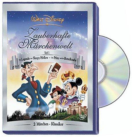 Zauberhafte Märchenwelt - Teil 1: Der Prinz und der Bettelknabe / Die Legende von Sleepy Hollow