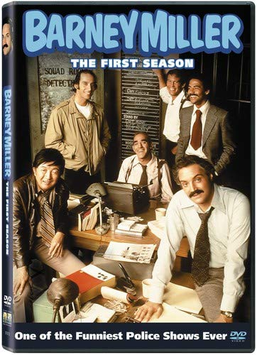 Barney Miller The Complete Fourth Season