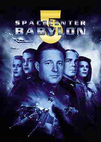 Spacecenter Babylon 5 Staffel 2 - Box Set (6 DVDs)