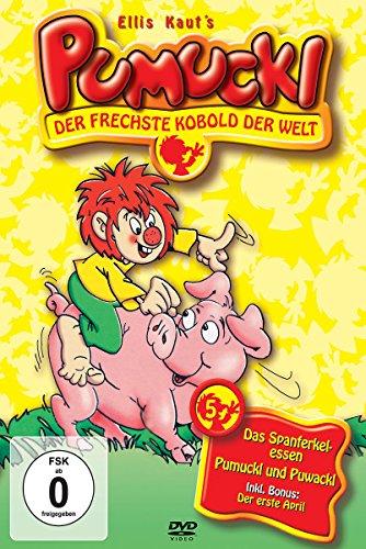 Pumuckl  5: Das Spanferkelessen / Pumuckl und Puwackl
