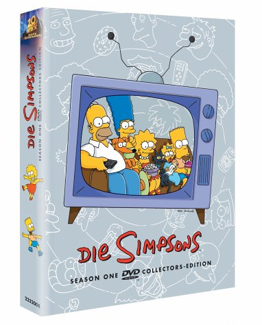 Die Simpsons - Season  1 (Collector's Edition, 3 DVDs)