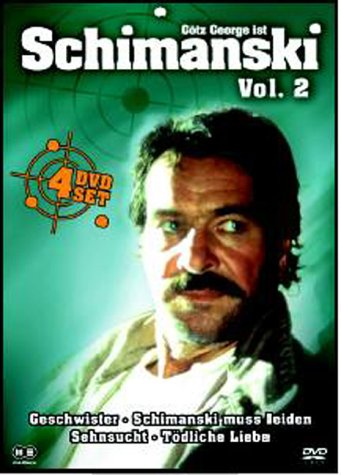 Schimanski Vol. 2 (4 DVD-Set)