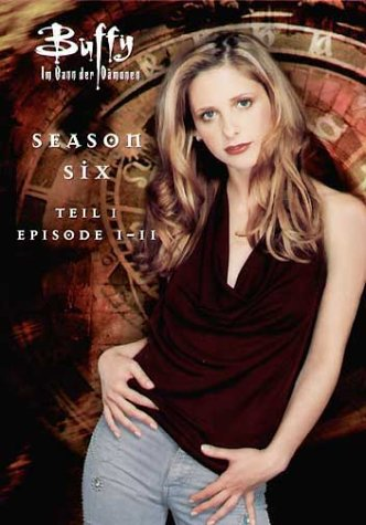Buffy - Im Bann der Dämonen: Season 6.1 Collection (3 DVDs)