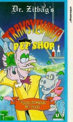 Transylvania Pet Shop