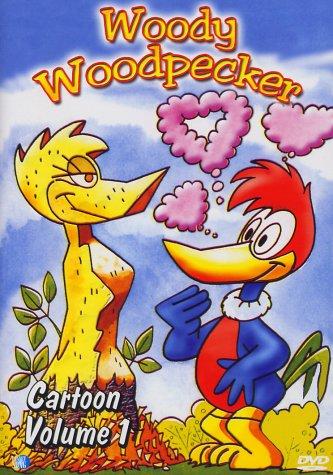 Woody Woodpecker Cartoon Vol. 1