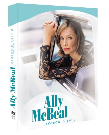 Ally McBeal: Season 5.2 Collection (3 DVDs)