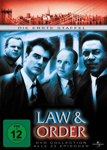 Law & Order Staffel 1 (6 DVDs)